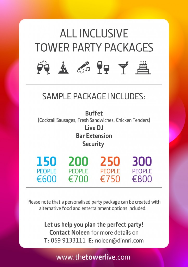Tower Party - A52