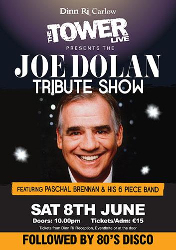 Joe Dolan Tribute Show